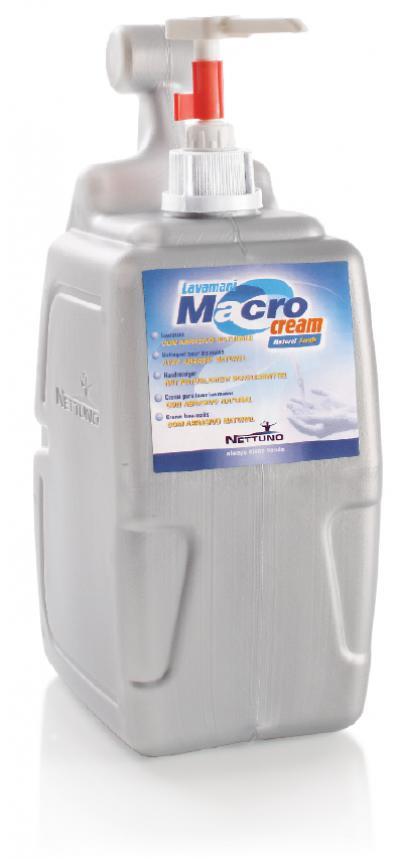 Nettuno T-Box Macrocream Pump Dispenser