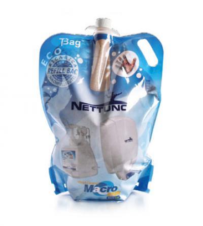 Nettuno Macrocream T-Bag Refill & TB System - Receive one free 00785 Dispenser if you buy 24