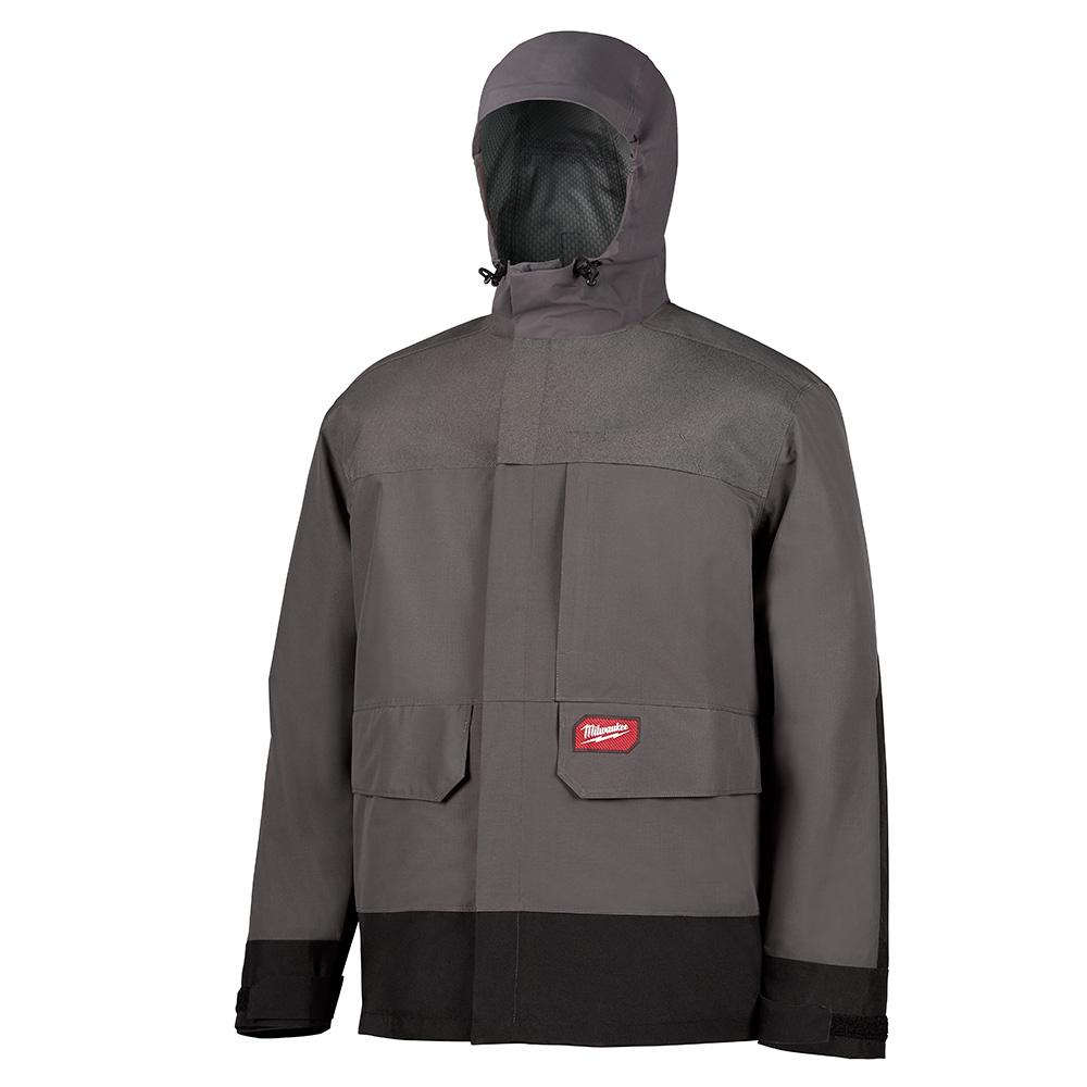 HYDROBREAK Rainshell Jacket Only 3X (Gray)