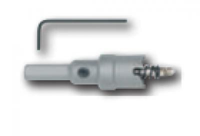 """Carbide HoleSaw w/Bit 1-3/16"""""""