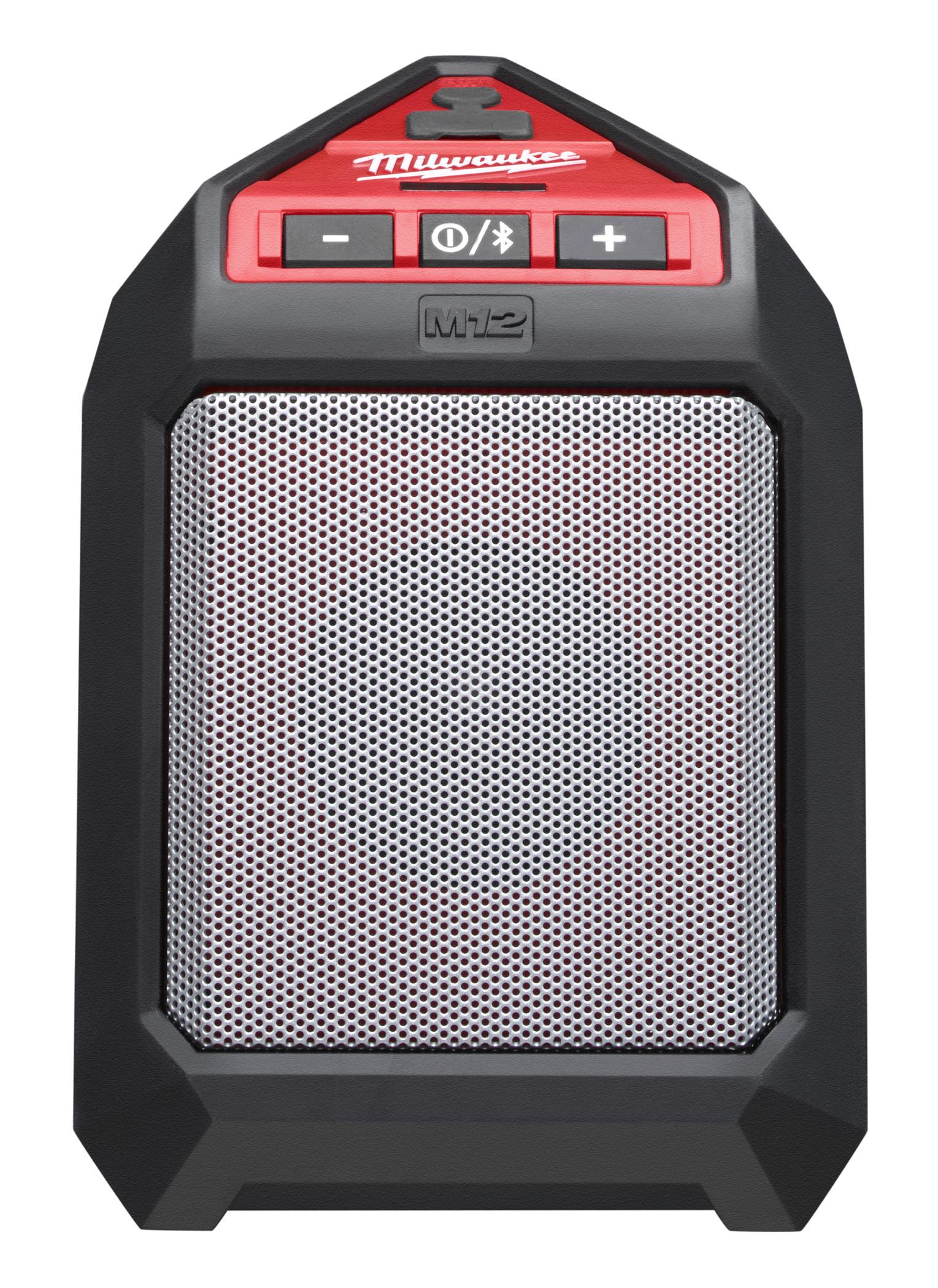 M12 12 Volt Lithium-Ion Cordless Wireless Jobsite Speaker