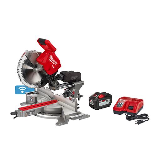 "M18 FUEL™ 12"" Dual Bevel Sliding Compound Miter Saw - Kit"