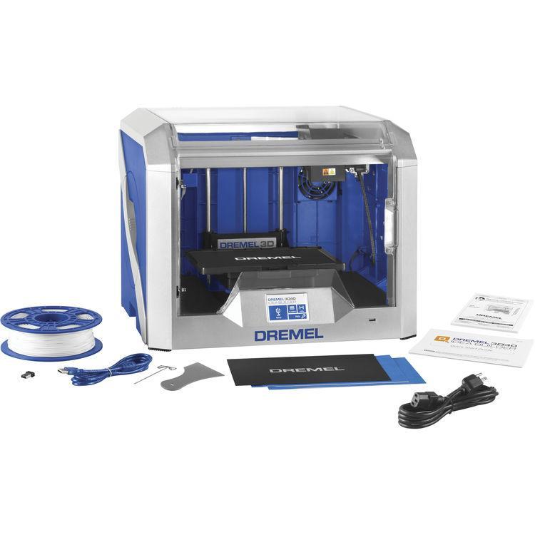 Idea Builder 2.0 3D Printer with Wi-Fi Connectivity