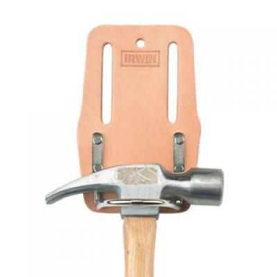 Saddle Leather Hammer Holder (Natur
