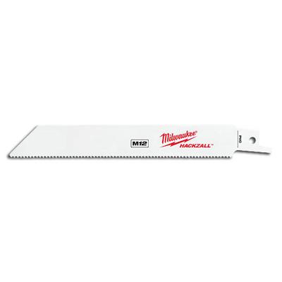 """M12 Hackzall™ Blade-PVC 6"""""""