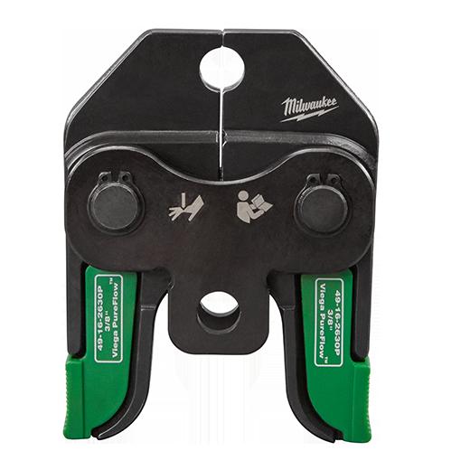 "M18™ 3/8"" Viega PureFlow™ Jaw for M18™ Short Throw Press Tool"