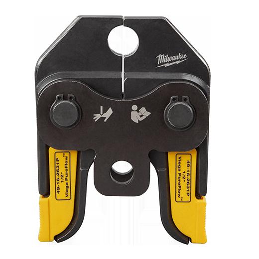 "M18™ 1/2"" Viega PureFlow™ Jaw for M18™ Short Throw Press Tool"