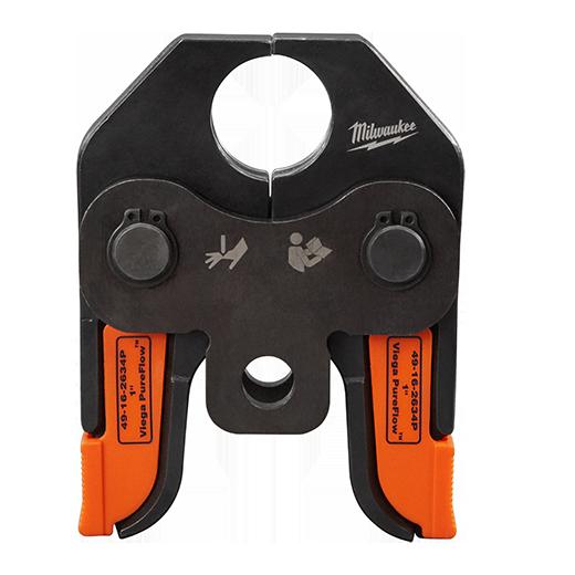 "M18™ 1"" Viega PureFlow™ Jaw for M18™ Short Throw Press Tool"