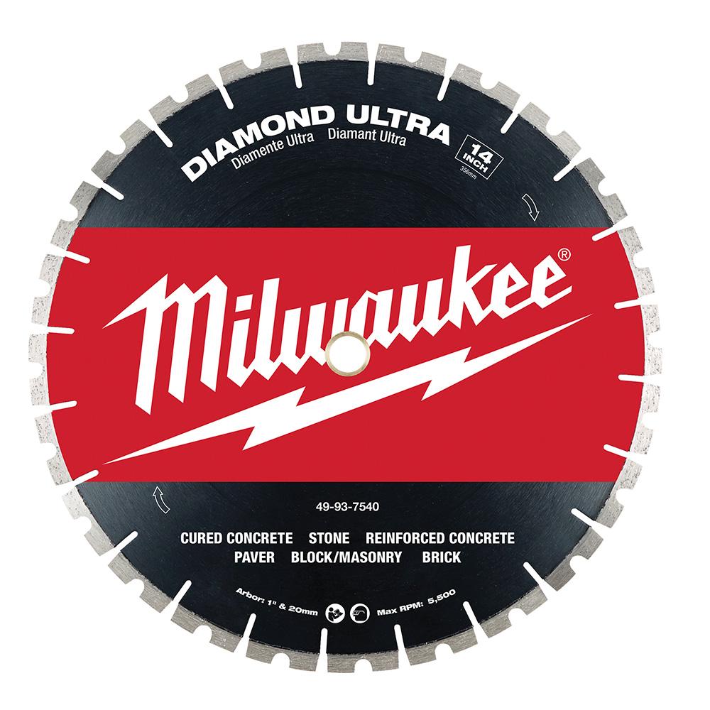 14 in. Diamond Ultra Segmented Blade
