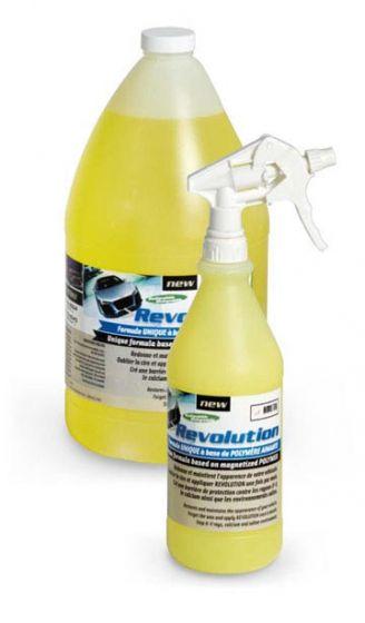 Revolution Soap For Vehicles 4L
