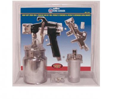 Spray Gun & Touch-up Spray Gun Kit