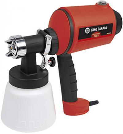 Electric HVLP Spray Gun