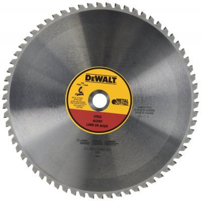 """DEWALT DWA7747 14"""" x 66 Tooth Ferrous Carbide Circular Saw Blade"""