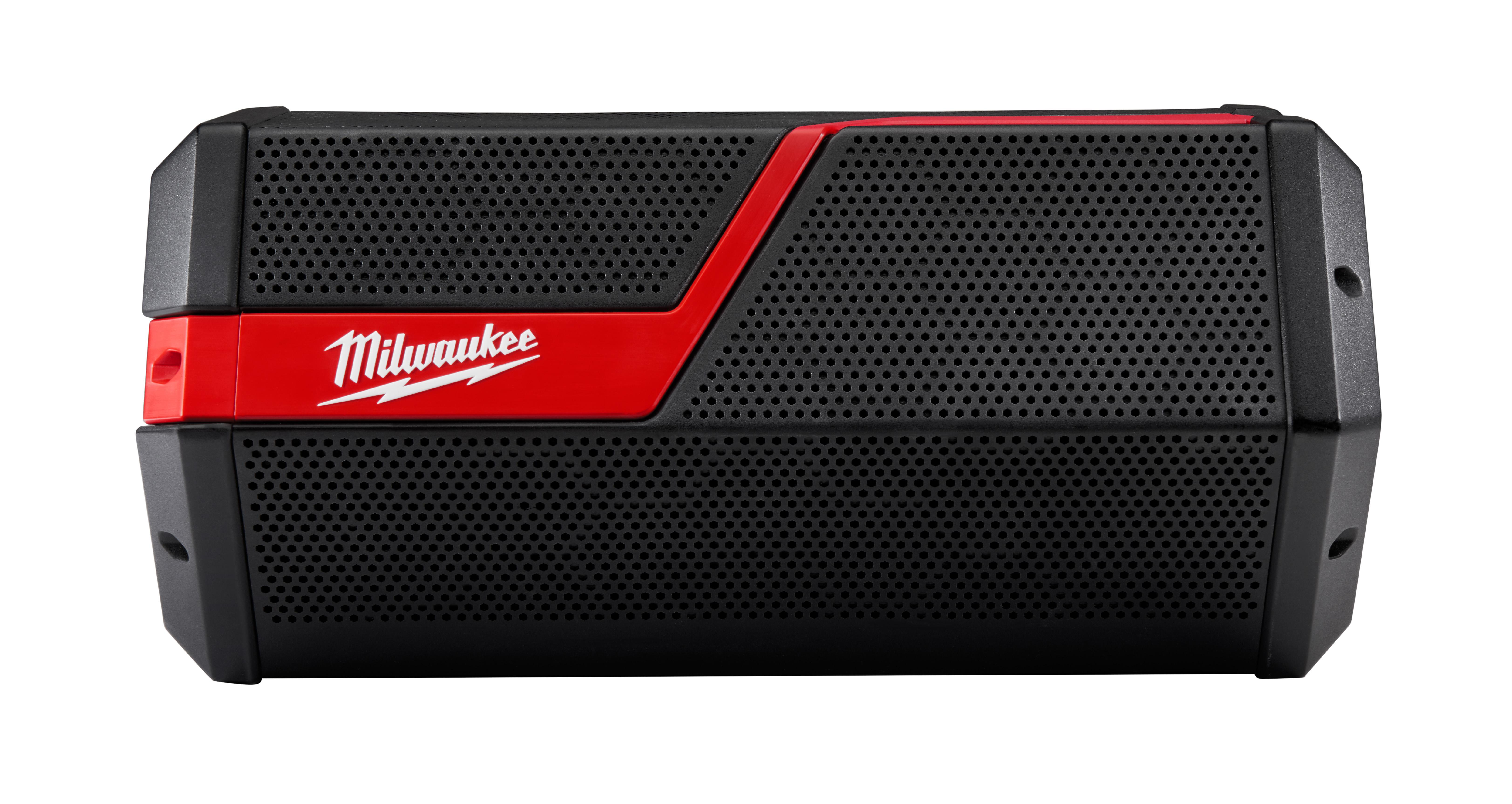 M18/M12 18 Volt 12 Volt Lithium-Ion Cordless Wireless Jobsite Speaker - Tool Only