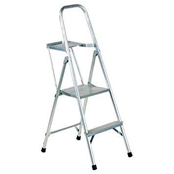 4 ft Aluminum Platform Step Ladders
