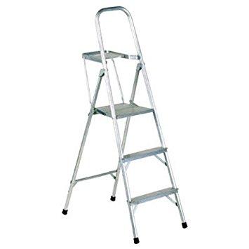 5 ft Aluminum Platform Step Ladders