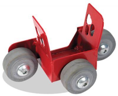 """Pearl Grinder Caddy™ Blade Roller™ for 4: & 4-1/2"""" Grinders"""