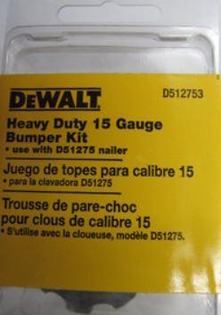 15-Gauge Finish Nailer Bumper Kit