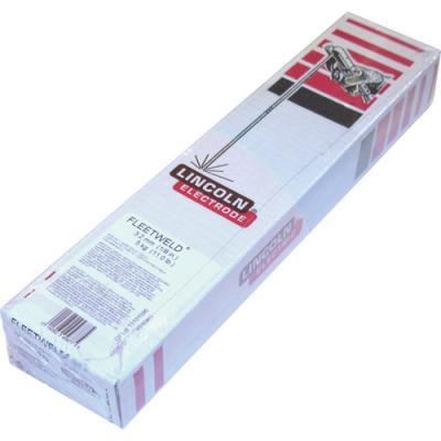 5/32 in. Fleetweld® 47 E7014 Stick Electrode - 5kg Box