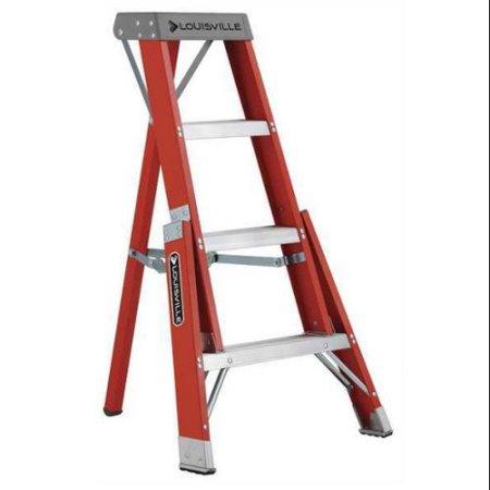4 ft Fiberglass Tripod Step Ladders