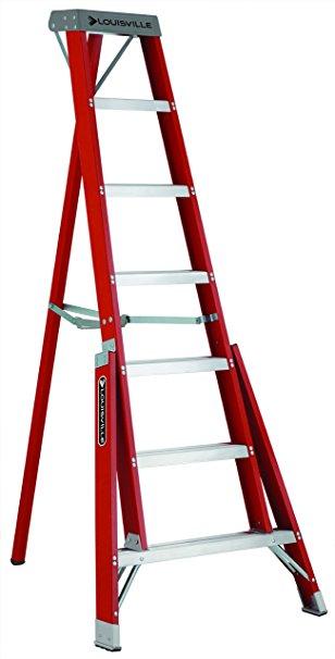 7 ft Fiberglass Tripod Step Ladders