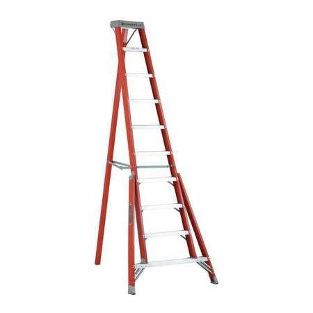 10 ft Fiberglass Tripod Step Ladders