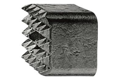 1-3/4 In. Square 16 Tooth Bushing Head Tool Round Hex/Spline Hammer Steel