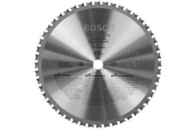 "8-1/4"" 48 Tooth Steel Cut Blade"