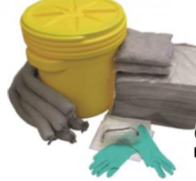 30 Gallon Oil Only Spill Kit