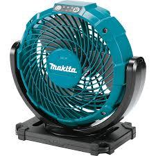 Cordless or Electric Jobsite Fan