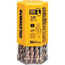"""1/2"""" SDS Plus 2 Cutter Drill Bits (25 pack)"""
