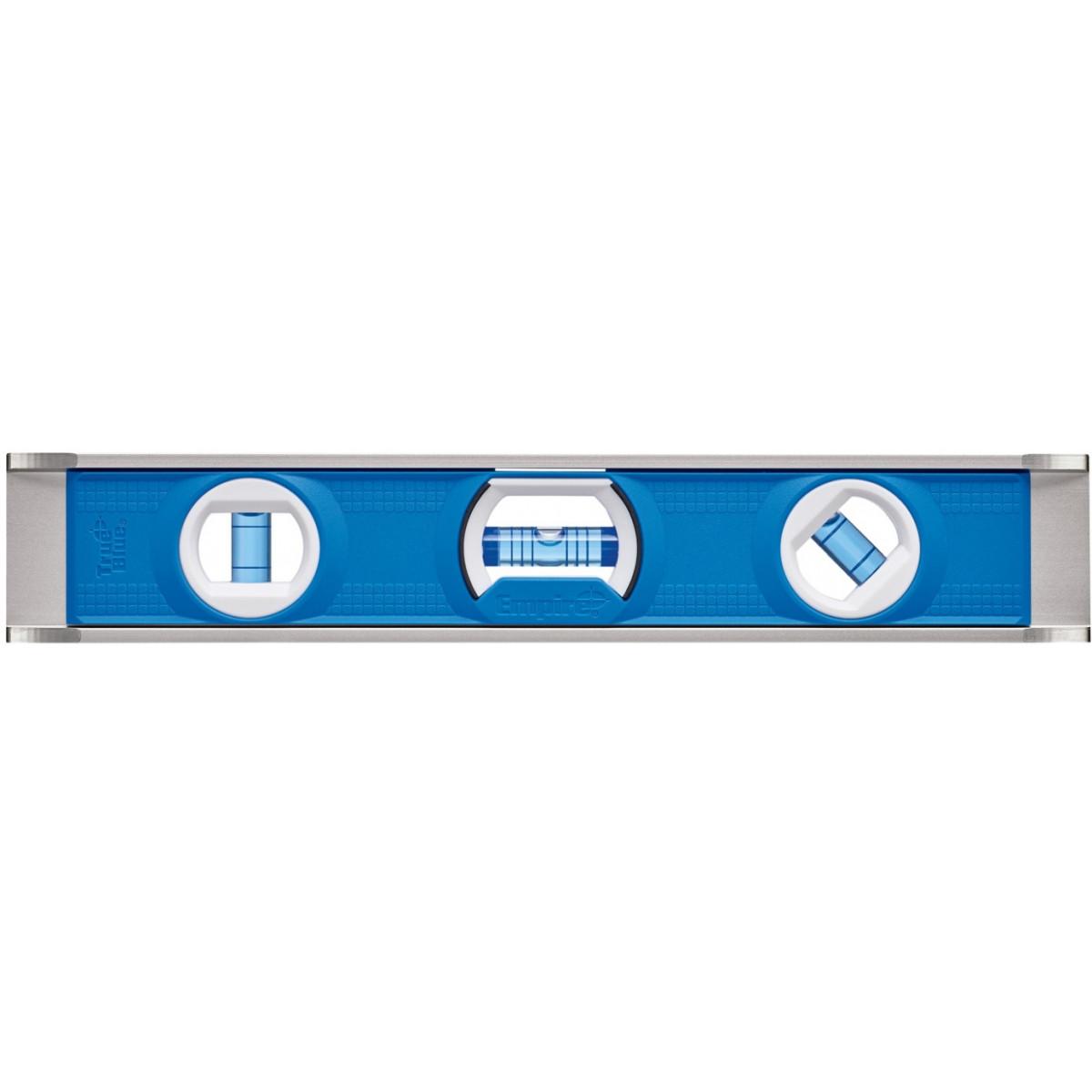 "10"" TRUE BLUE Magnetic DUAL-PITCH™ Torpedo Level"