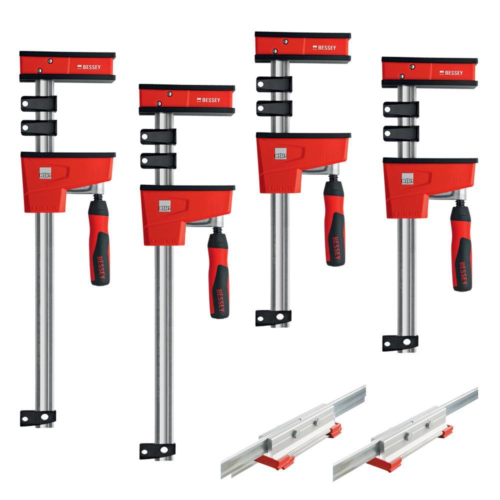Extender Kit Containing 2 Each of KRE3.524 KRE3.550 and KBX20 Extender