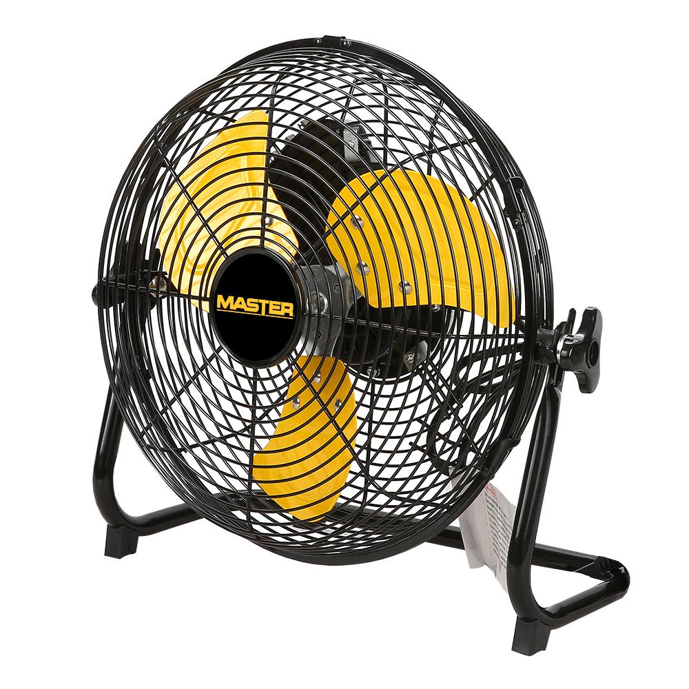 12″ High Velocity Floor Fan
