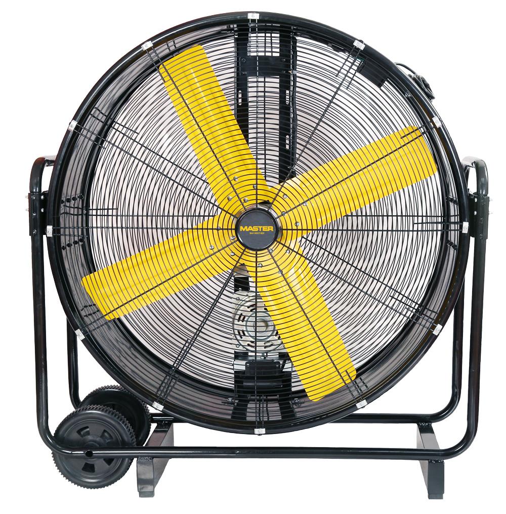 36″ High Capacity Belt-Drive Cradle Fan