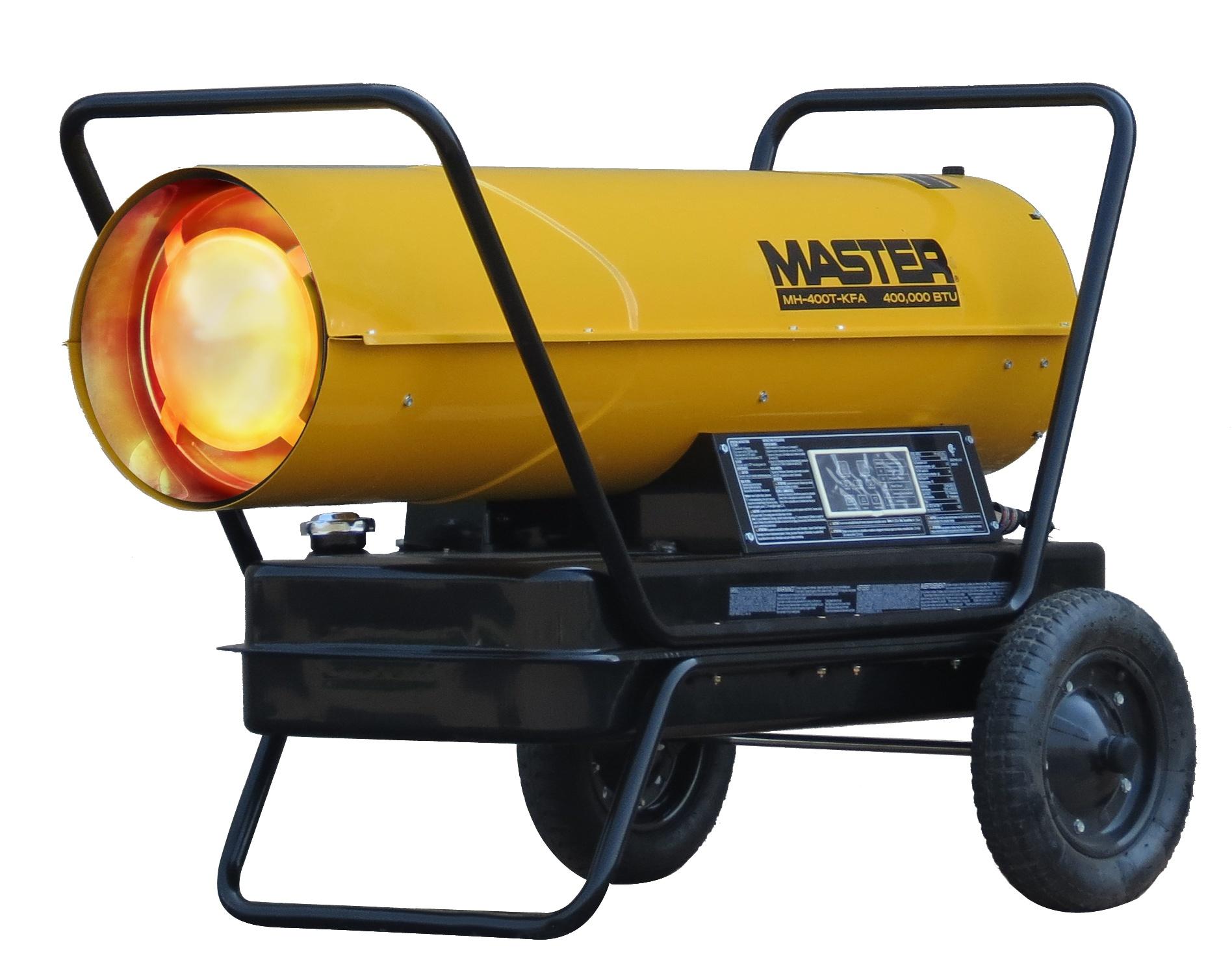 Kerosene Forced Air Heaters 400,000 BTU