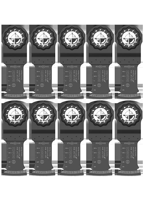 1-1/4 In. Starlock® Bi-Metal Plunge Cut Blade 10 pk.