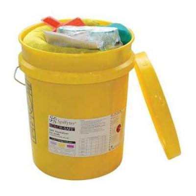5 Gallon Oil Only Spill Kit