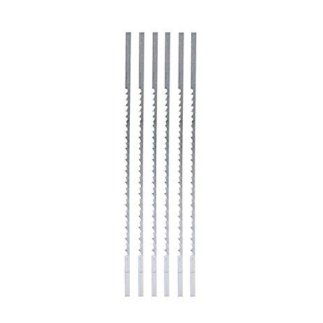 5-Inch X 11.5-Tpi Plain End Scroll Saw Blade