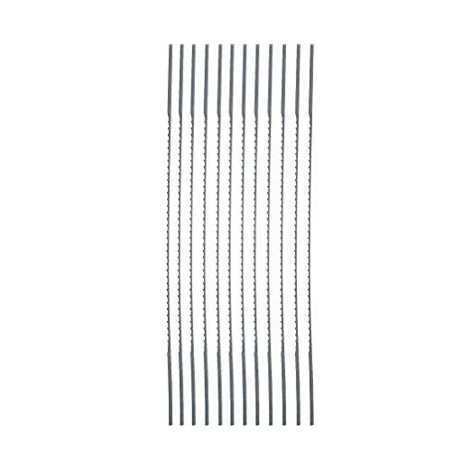 5-Inch X 28-Tpi Plain End Scroll Saw Blade