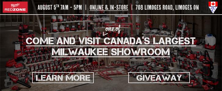 Milwaukee Redzone Event